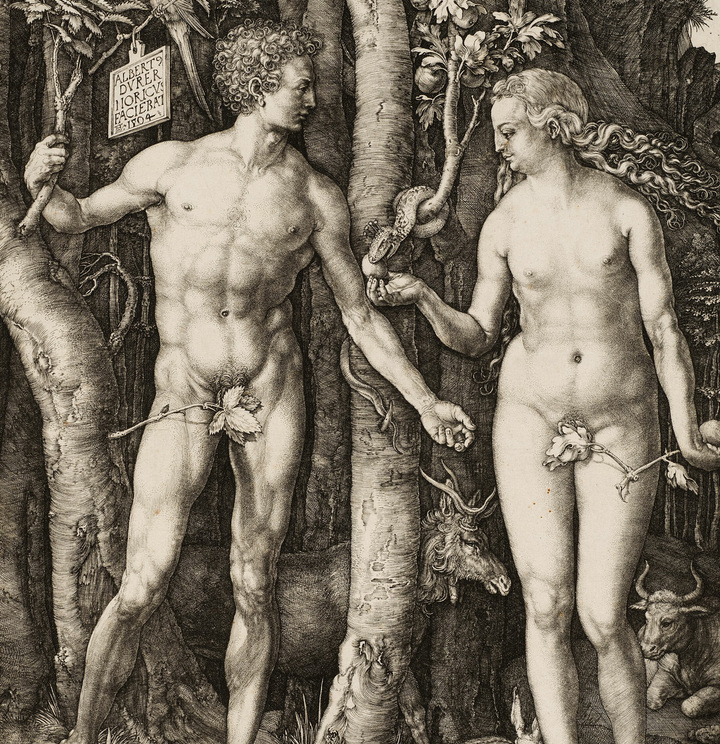 1944 614   Adam and Eve