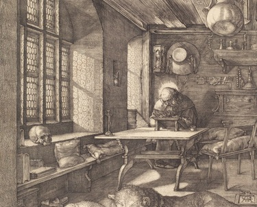 saint jerome in his study 1949 1 11 (1)